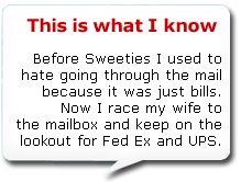 What Members are saying about Sweeties Secret Sweeps