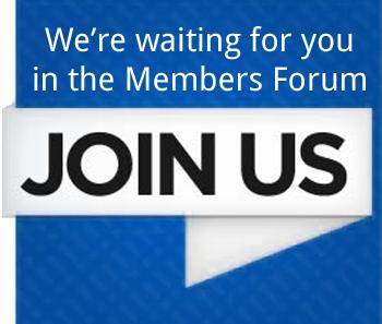 Join us in the Secret Member Forum