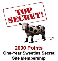 Free One Year Membership to Sweeties Secret Sweeps