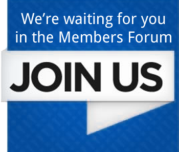 Join us in the Secret Member Forum