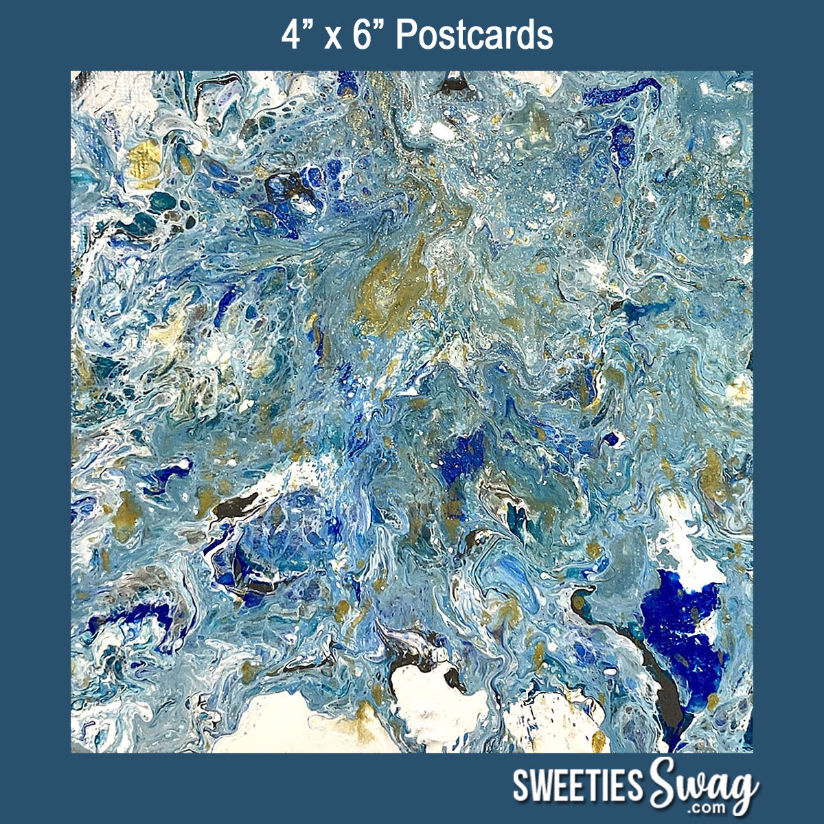 """4"""" x 6"""" Postcards to use for entering sweepstakes"""